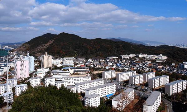 高倉台団地